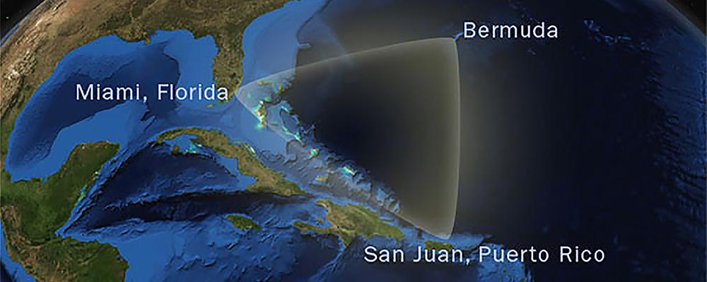 De Bermuda Driehoek